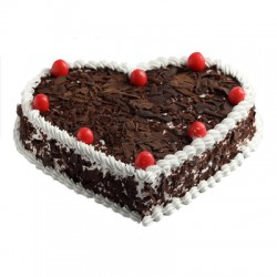HEARTY CAKE- BLACK FOREST