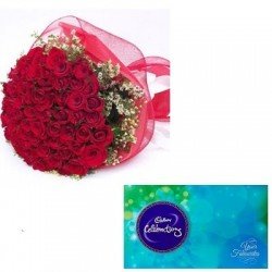 RED DESIRE LOVE (WITH CADBURY)