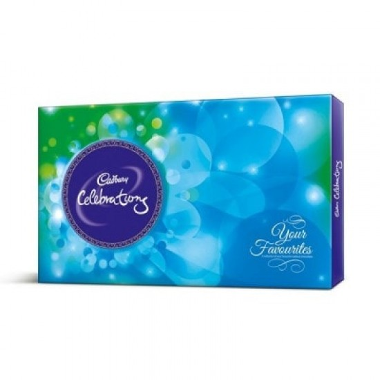 Cadbury Celebrations ( will be deliver with Flower Or Cake Only )