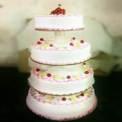 4 Tier Special Cake – 7Kg