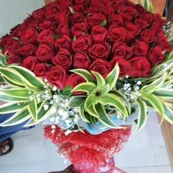 Special 100 Red Roses