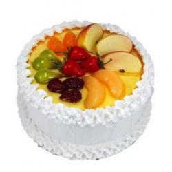 Fruit cake 1/2 kg