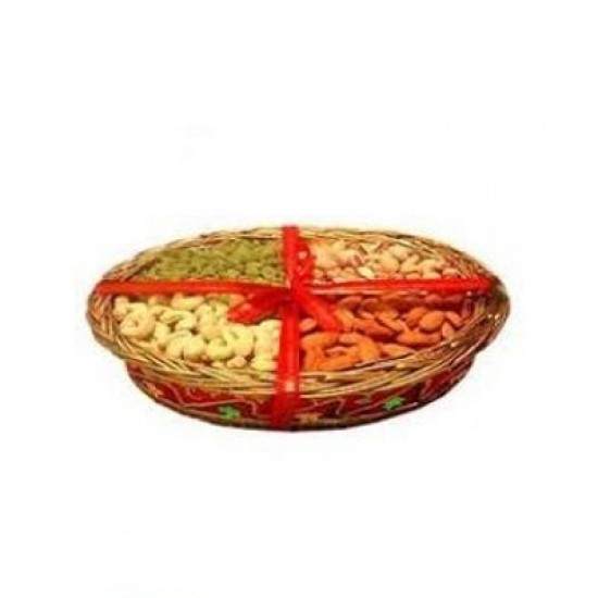 1/2 Kg dry fruits ( Will Deliver With Flowers Or Cake Only )