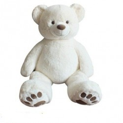 Large Teddy Bear (12″) ( WILL DELIVER WITH FLOWER OR CAKE ONLY )