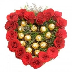 Choco Heart!!!